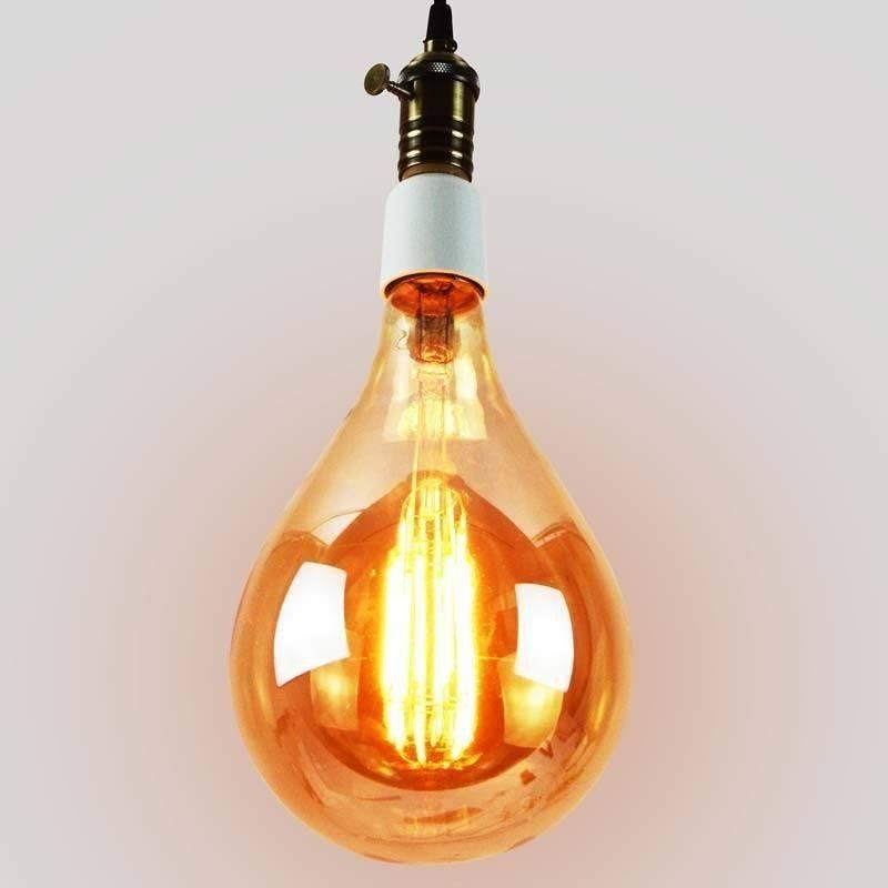 Lâmpada LED Vintage E40 A160 9,6W 800lm