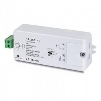 Regulador Monocor PWM 12-36V-DC, 1 canal 8A, Controlo RF