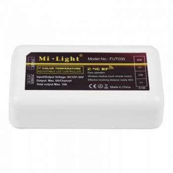 Recetor WIFI para FITAS CCT 24V 2.4G