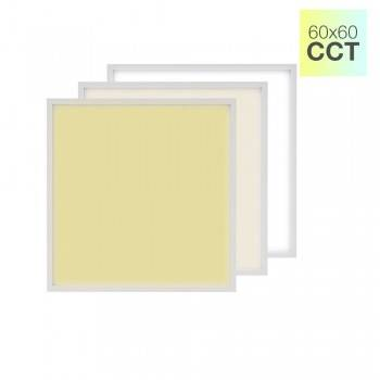 Painel LED slim 60x60 40W Regulável CCT Tunable White