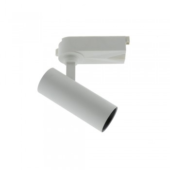 Projetor LED de Carril monofásico 10W Chip COB 45°