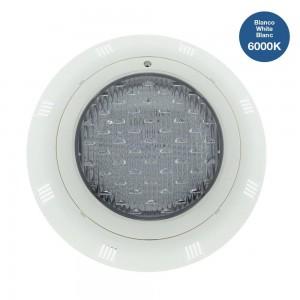 Foco LED de superfície para piscina - branco frio - 24W 12V-AC IP68
