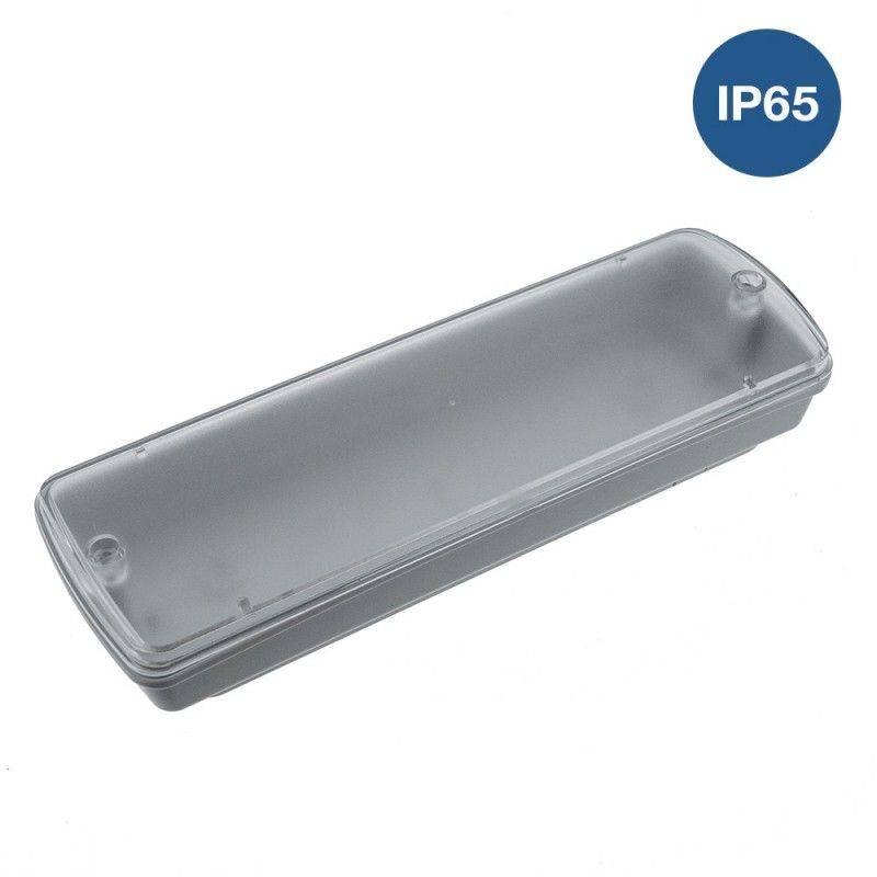 Caixa de superfície impermeável IP65 para luz de emergência