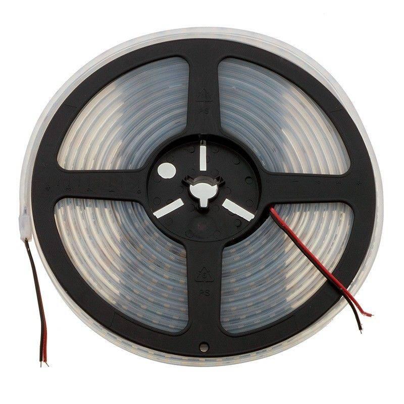 Fita de LED 24V-DC 18W/m monocor IP67 (SMD2835 120ch/m) Rolo 5 metros