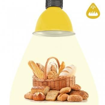 Campânula LED especial de 30W para padarias