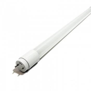 Tubo LED T8 150cm 24W vidro opalino