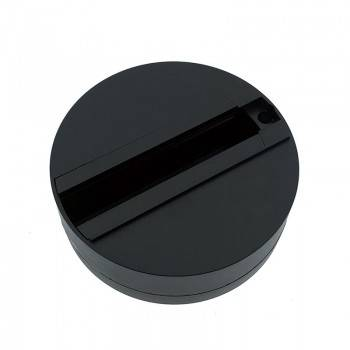 Base de superfície para foco LED de Carril monofásico