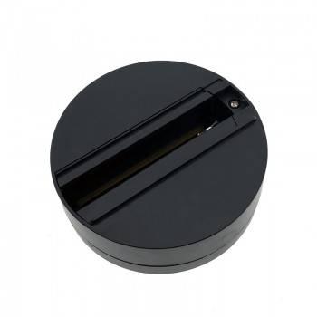 Base de superfície para projetor LED de Carril trifásico