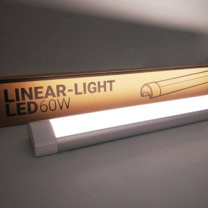 Luminária linear LED 150 cm 60W 5200lm IP40