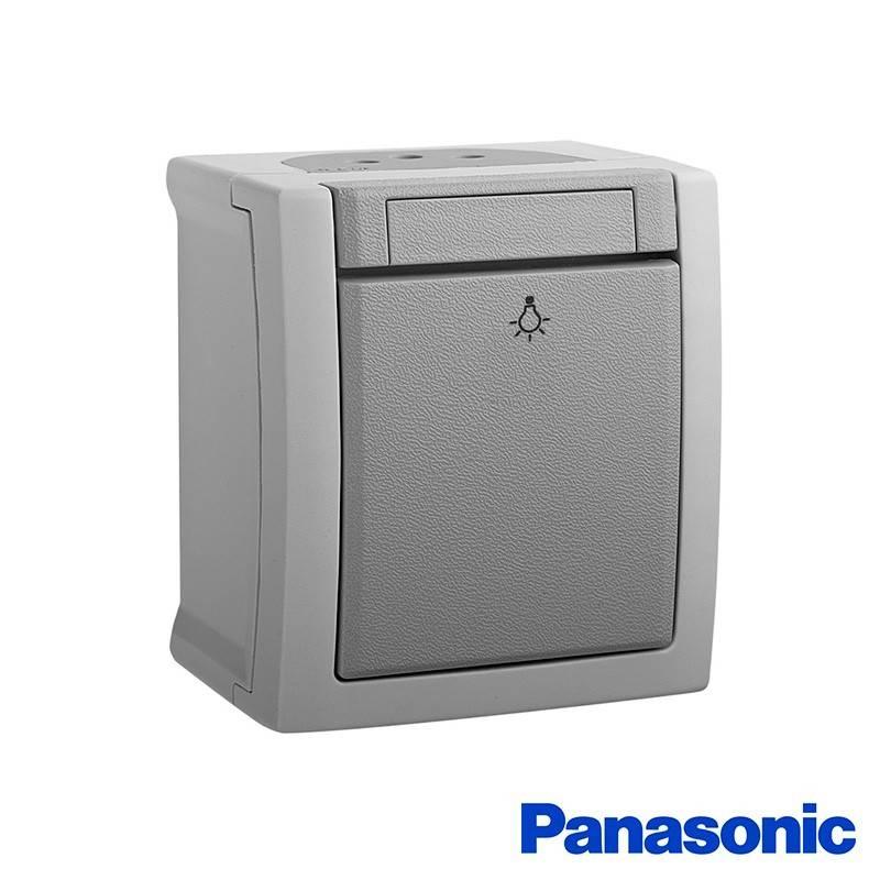 Botão estanque Panasonic Pacific 10A 250V IP54