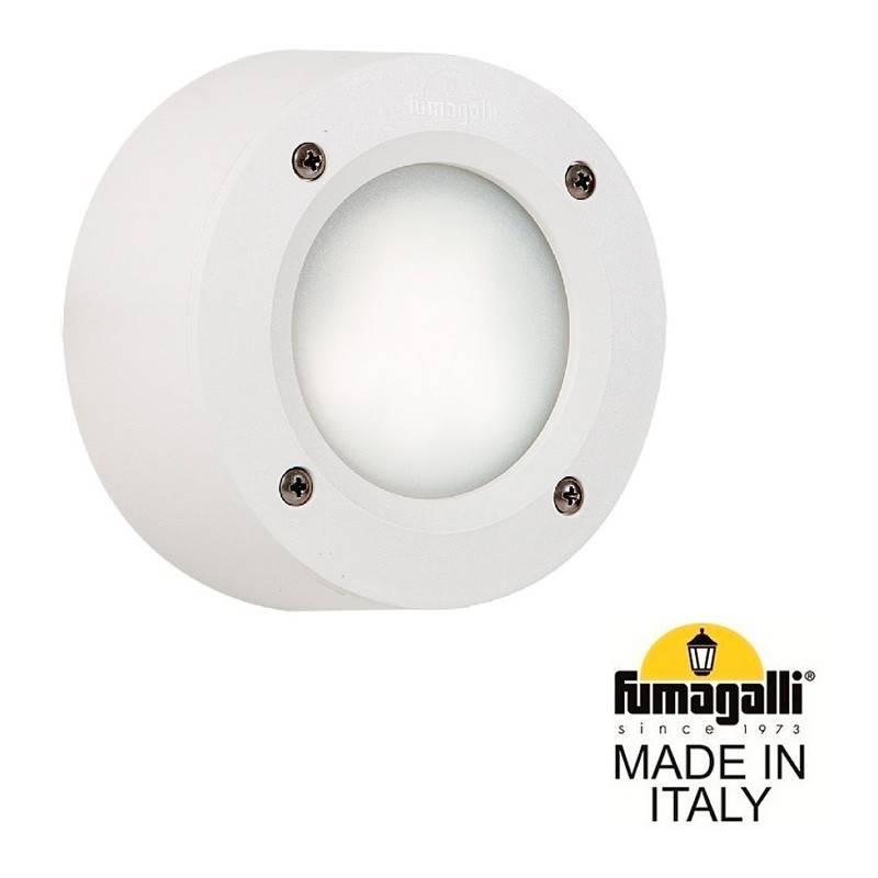 Baliza LED de superfície FUMAGALLI EXTRALETI 100 ROUND GX53 3W