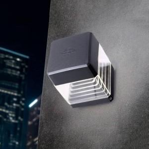 Aplique de parede LED FUMAGALLI ESTER GX53 10W