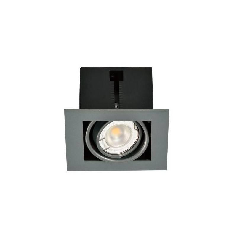 Cardã de aço para uma lâmpada dicroica GU10