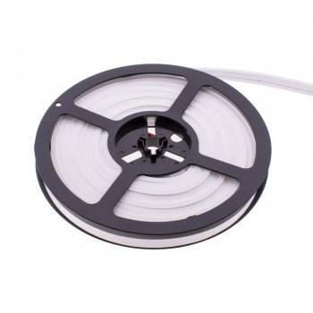 Néon flexível LED 65W 4x10mm IP67 - 5 metros - várias cores