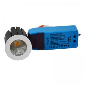 Bombilla dicroica LED 6W de Cálido a Extracálido