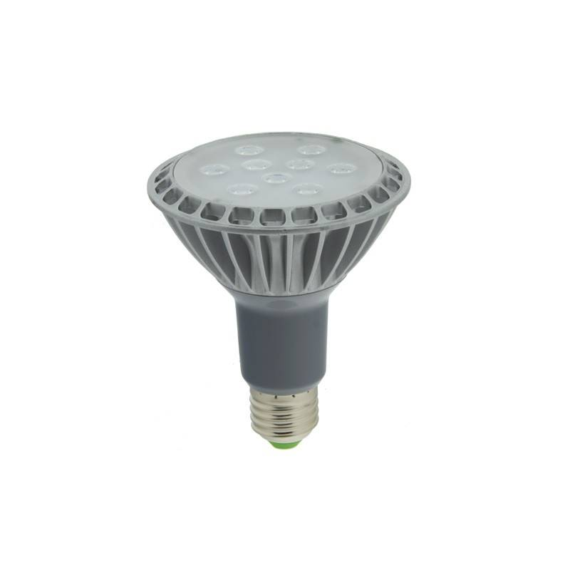 Lâmpada LED PAR30 E27 11W IP20