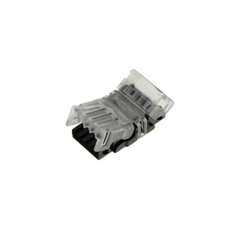 Conector rápido RGB de 4 pinos - Fita a cabo PCB 10mm IP20 Máx. 24V