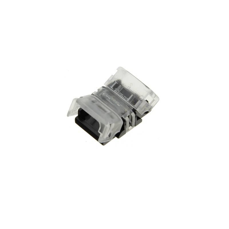 Conector rápido 2 pinos - Fita a fita PCB 10mm IP20 - Máx. 24V