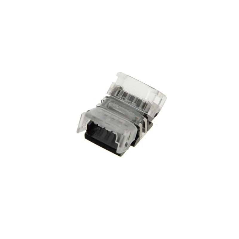 Conector rápido RGB de 4 pinos - União fita a fita PCB 10mm IP20 Máx. 24V