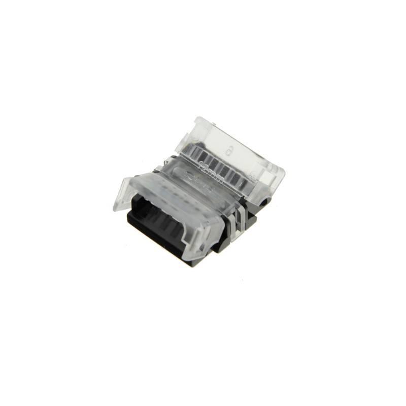 Conector rápido RGBW de 5 pinos - União fita a fita PCB 12mm IP20 Máx. 24V