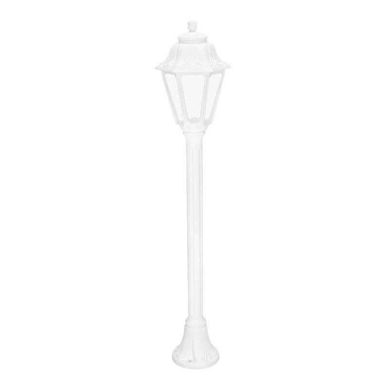 Farol bolardo LED FUMAGALLI MIZAR/ANNA 110cm 6W E27 IP55