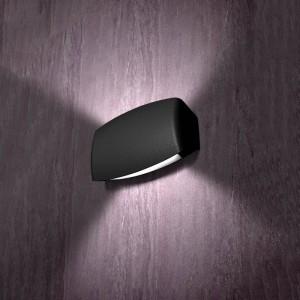 Aplique de parede FUMAGALLI ABRAM 190 R7S 8.5W para exterior IP55