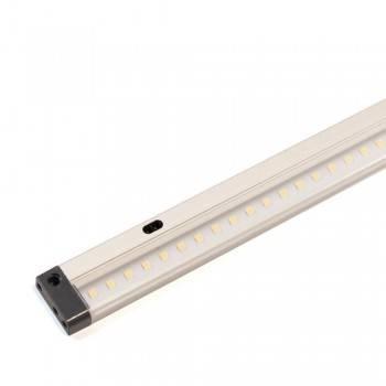 Luminária barra LED Regulável com Sensor para armário 12V DC 5,5W 50CM